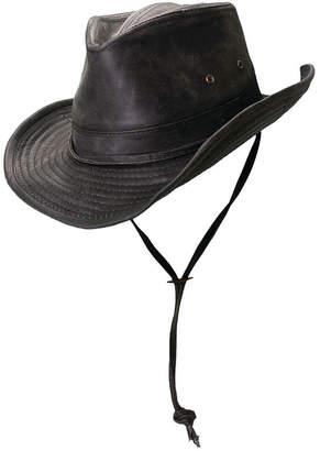 e4c8a824462f7 Asstd National Brand Dorfman Pacific Weathered Shape Outback Safari Hat
