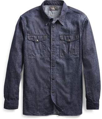 Ralph Lauren Denim Popover Workshirt