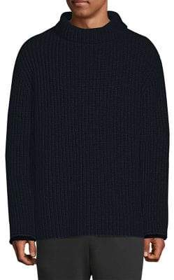 3.1 Phillip Lim Long Sleeve Chunky Sweater