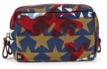 Star Camouflage Zip Pouch