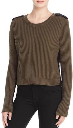 rag & bone/JEAN Tara Pullover Sweater $275 thestylecure.com