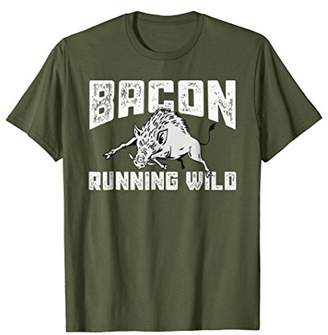 Hunter Hog T-Shirt For Hunters - Hawg Lovers Squeal Shirt