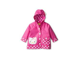9deceff5f Hello Kitty Cutie Dot Raincoat (Toddler Little Kids Big Kids)