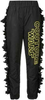 Moschino Wars track trousers