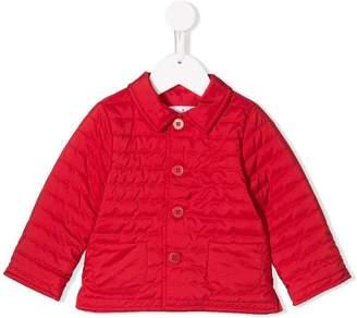 Il Gufo padded button jacket