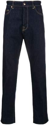 Golden Goose Lit straight crop jeans