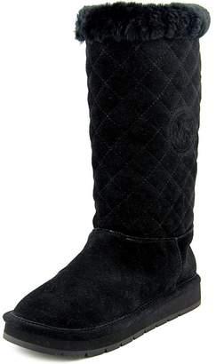 Michael Kors Michael Sandy Quilted Women US 6 Winter Boot