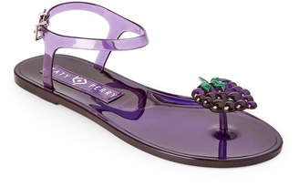 Katy Perry Grape Geli Sandals