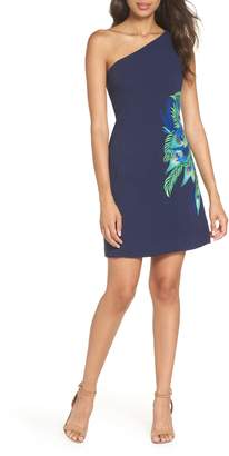 Lilly Pulitzer R) Lily Pulitzer(R) Jamie One-Shoulder Dress