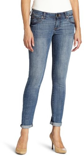 KUT from the Kloth Women's Rolled Ankle Skinny Leg Jean