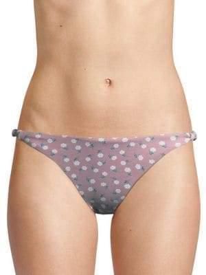 Eberjey Swim Fleur Perry Floral Bikini Bottom