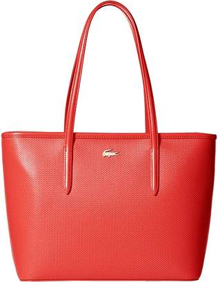 Lacoste Chantaco M Zip Shopping Bag Handbags