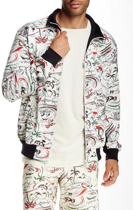 Y-3 Track Fashion Jacket $315 thestylecure.com