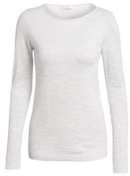 Brunello Cucinelli Cashmere & Silk-Blend Knit Pullover