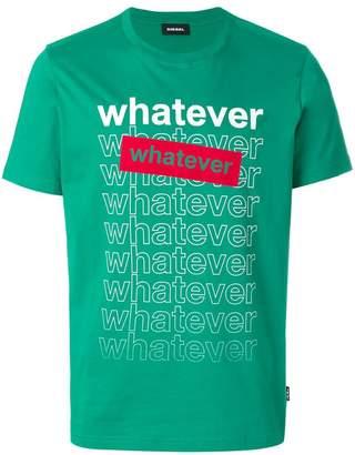 Diesel Whatever T-shirt