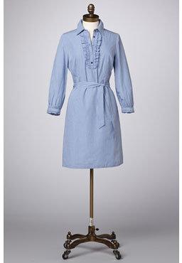 Sabine Shirt Dress Stripe