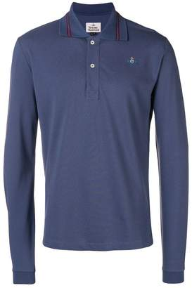 Vivienne Westwood long-sleeved polo shirt