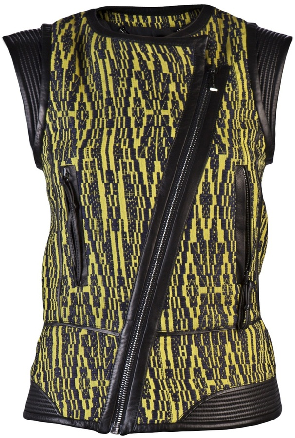 Barbara Bui tweed vest