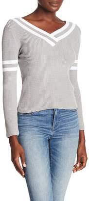 Cotton Emporium V-Neck Pullover