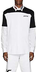 Givenchy Men's Logo Jersey T-Shirt - Black