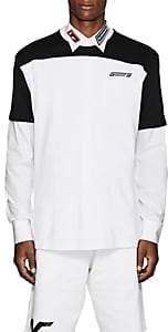 Givenchy Men's Logo Jersey T-Shirt - Black
