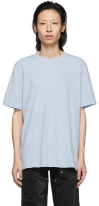 Helmut Lang Blue Aviator T-Shirt