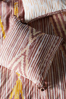 Anthropologie Acarda Euro Sham