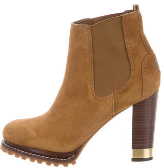 Tory BurchTory Burch Suede Ankle Boots