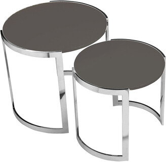 Pangea Orion Nesting Side Tables