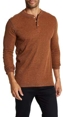 Vintage 1946 Ribbed Henley Shirt
