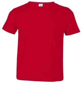 Rabbit Skins T-Shirts Toddler Fine Jersey Tee