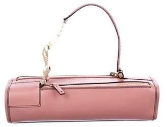 Kieselstein-Cord Long Leather Handle Bag