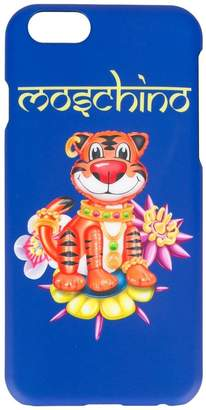 Moschino jewelled tiger iPhone 6 case