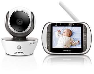 Motorola MBP853 Connect Wi-Fi HD Video Baby Monitor