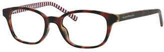 Kate Spade Kya 49mm Rectangle Reading Glasses