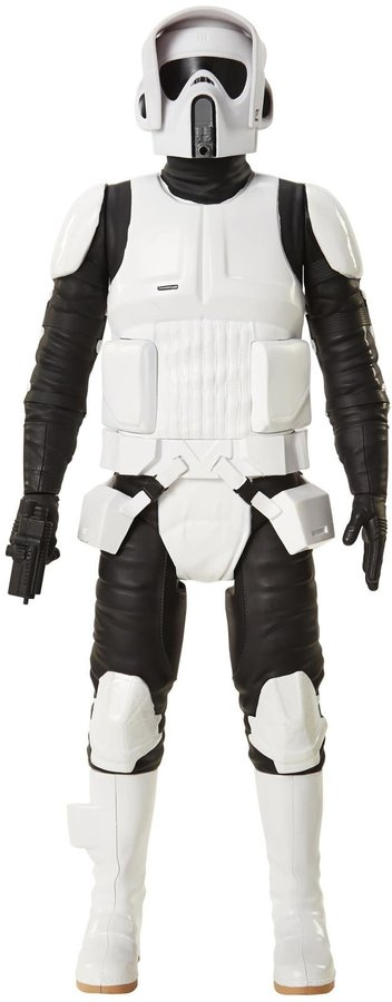 "Star Wars 18"" Scout Trooper"