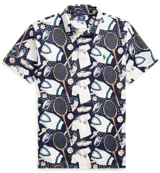 5117d22de4 Wimbledon Ralph Lauren Polo Shirt - ShopStyle UK
