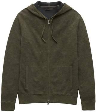 Banana Republic Cotton Sweater Hoodie
