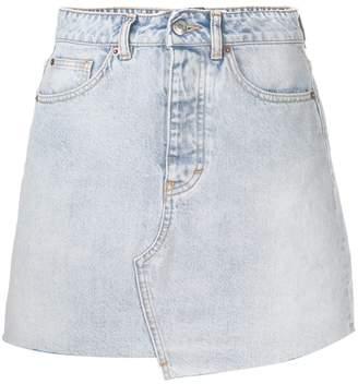 IRO slim-fit denim skirt
