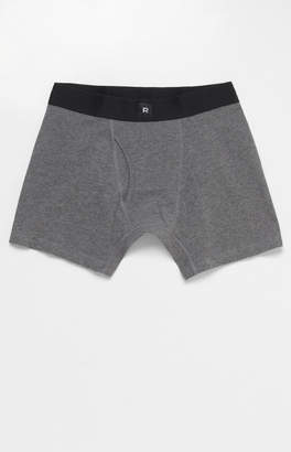 Richer Poorer Smith Solid Charcoal Boxer Briefs