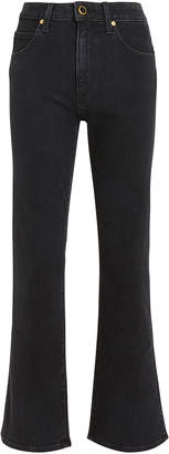 KHAITE Vivian Boot Flare Jeans