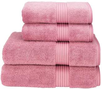 Christy Supreme hygro bath sheet blush