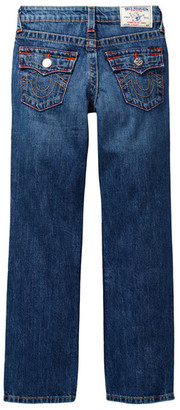 True Religion Geno Single End Jean (Toddler & Little Boys) $79 thestylecure.com
