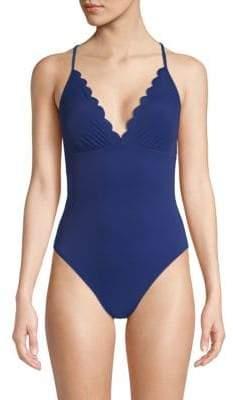 Petal One-Piece Swimsuit