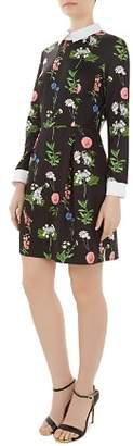 Ted Baker Matredi Florence Layered-Look Dress