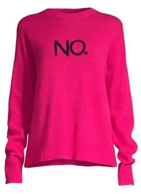 360 Cashmere No Graphic Cashmere Sweater