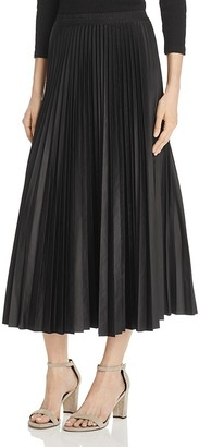Theory Dorothea Pleated Skirt $395 thestylecure.com