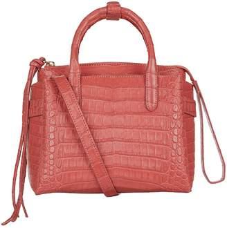 Nancy Gonzalez Small Crocodile Cristy Tote Bag