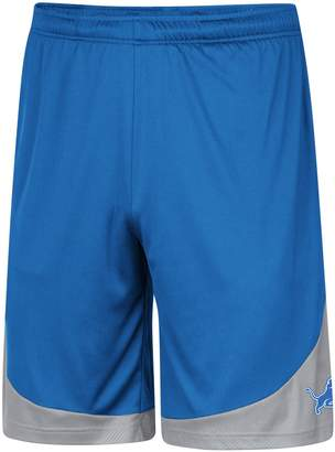 Majestic Men's Detroit Lions Targeting Shorts