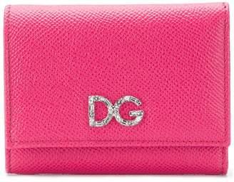 Dolce & Gabbana small continental wallet